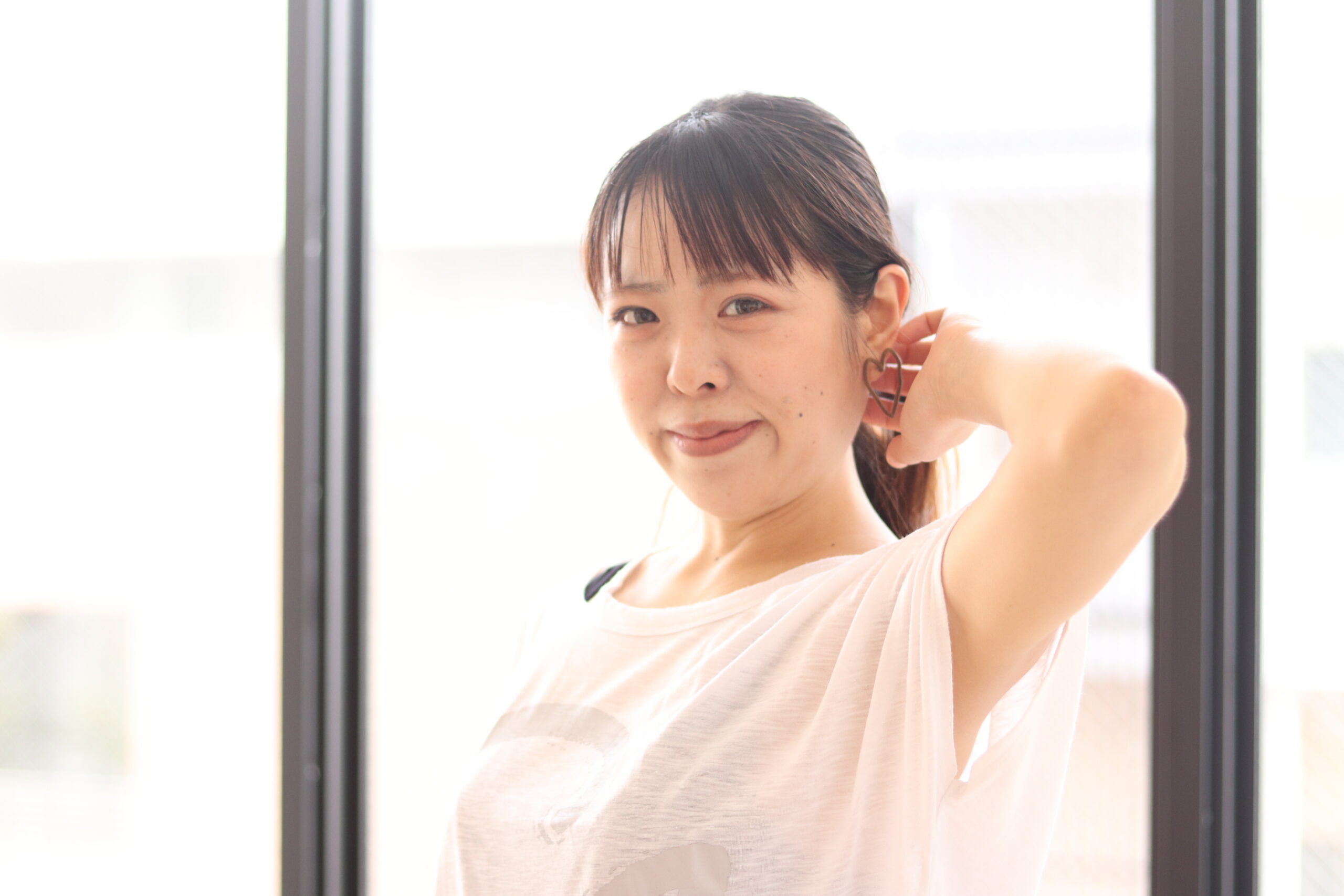ヨガインストラクター Saori
