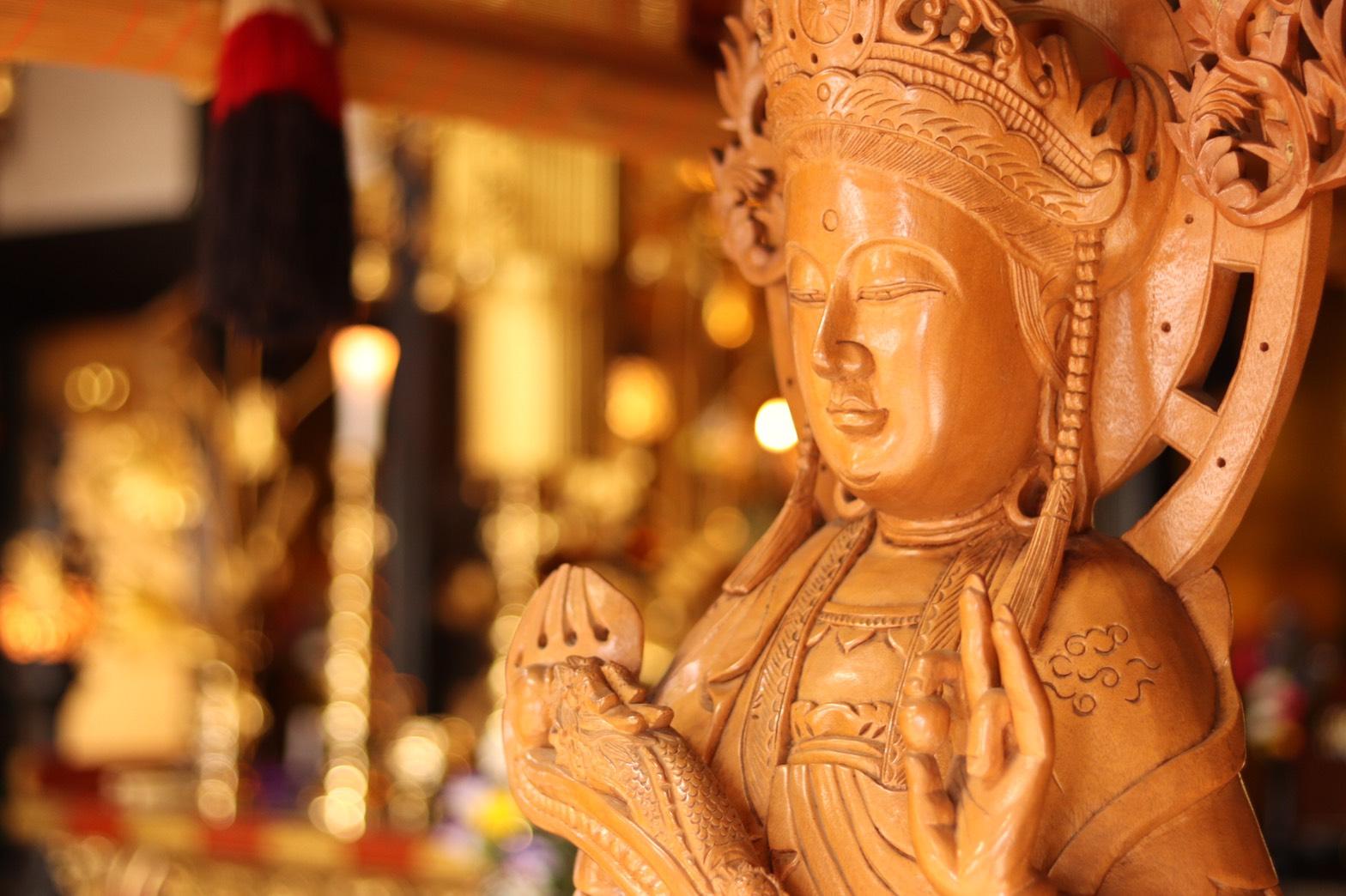 円相寺 仏像